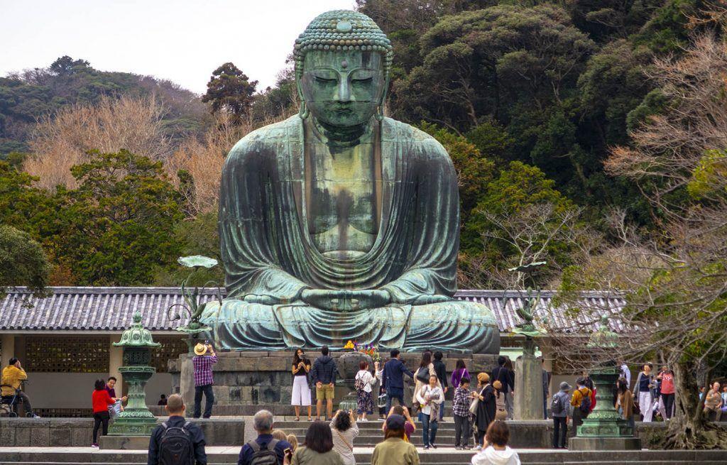 Mapa de Japón: Kamakura - Cómo ir de Tokio a Kamakura