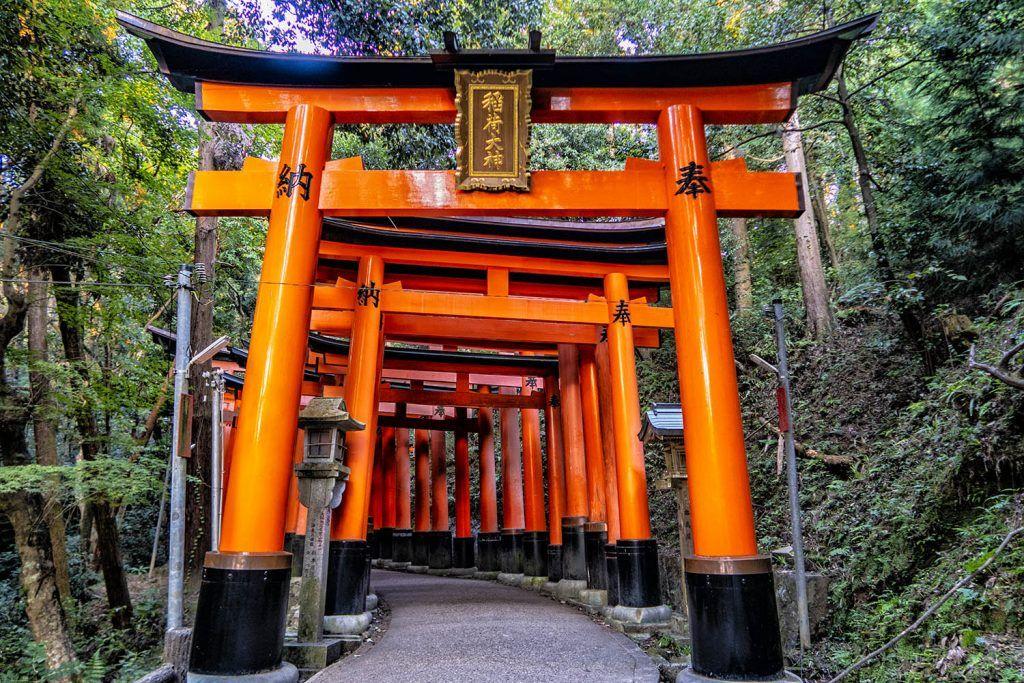 Mapa de Japón: Kioto