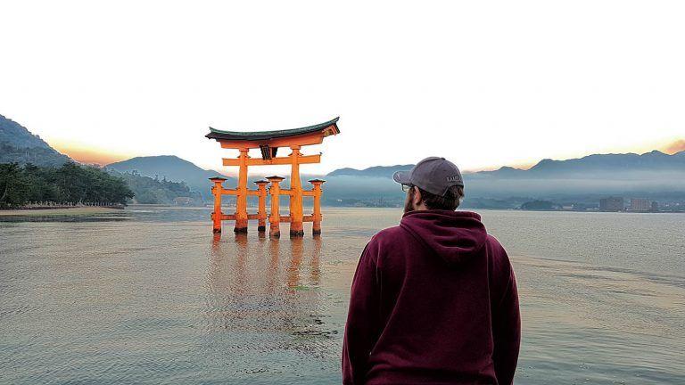 Mapa de Japón: Miyajima - tours y actividades en Japón - cómo ir de Kioto a Miyajima