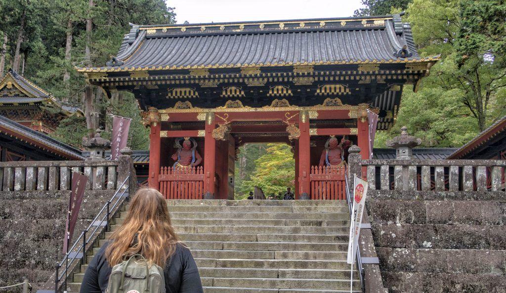 Mapa de Japón: Nikko - preparar un viaje a Japón
