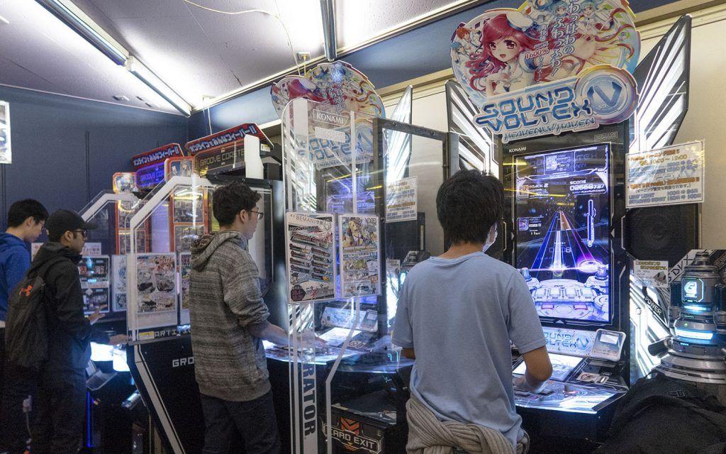 Qué ver y hacer en Akihabara: Jugar con recreativas