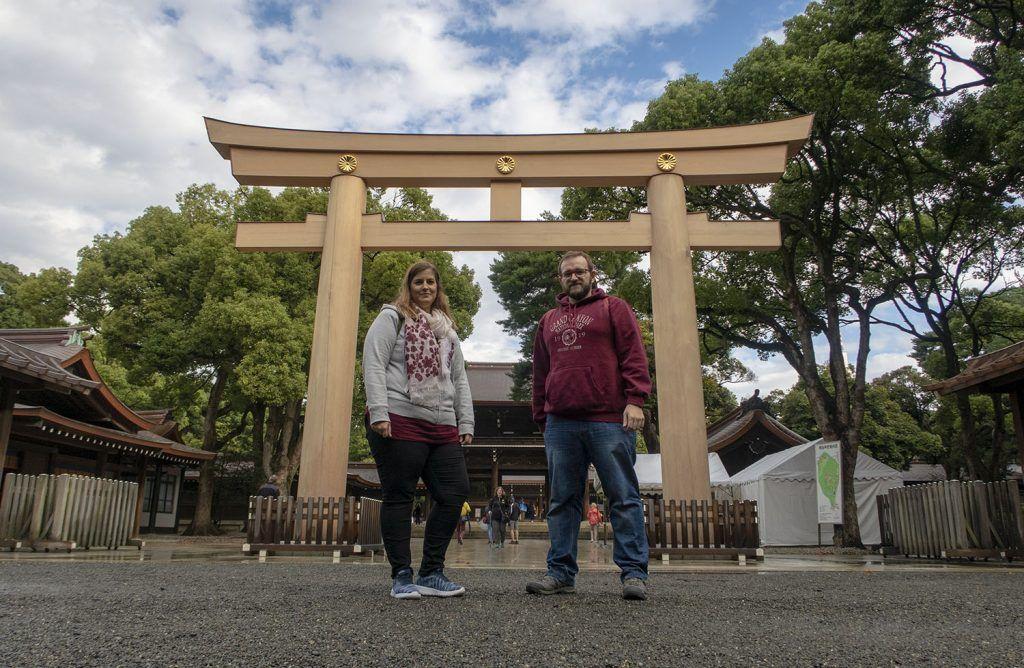 Qué ver y hacer en Harajuku: Santuario Meiji