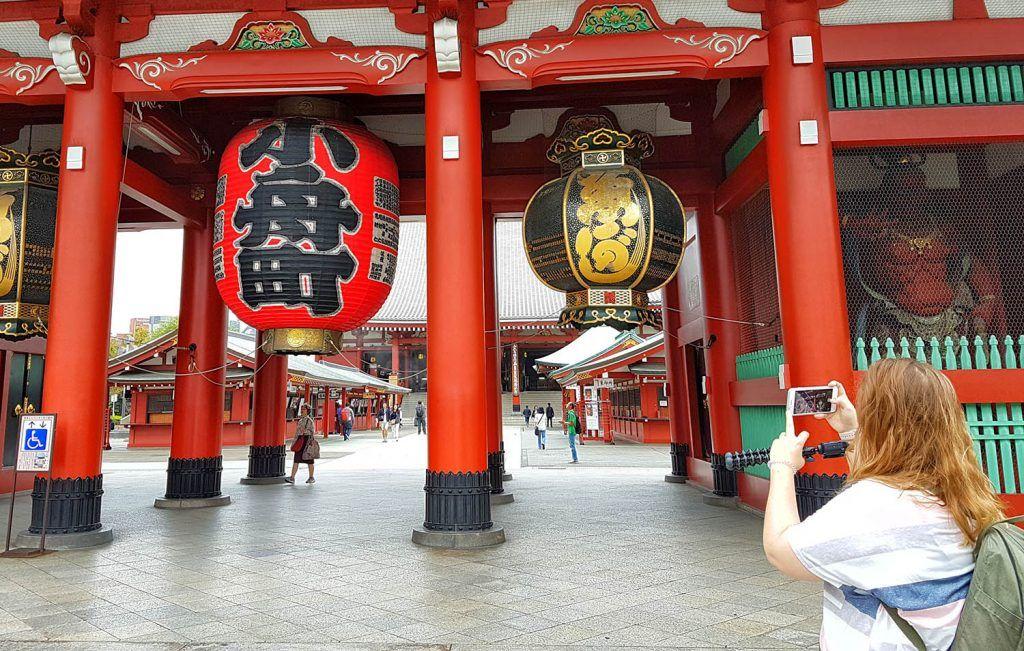 Qué ver en Asakusa: Templo Senso-ji - imprescindibles en Tokio