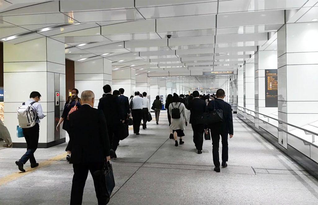 Qué ver en Shinjuku: Estación de Shinjuku