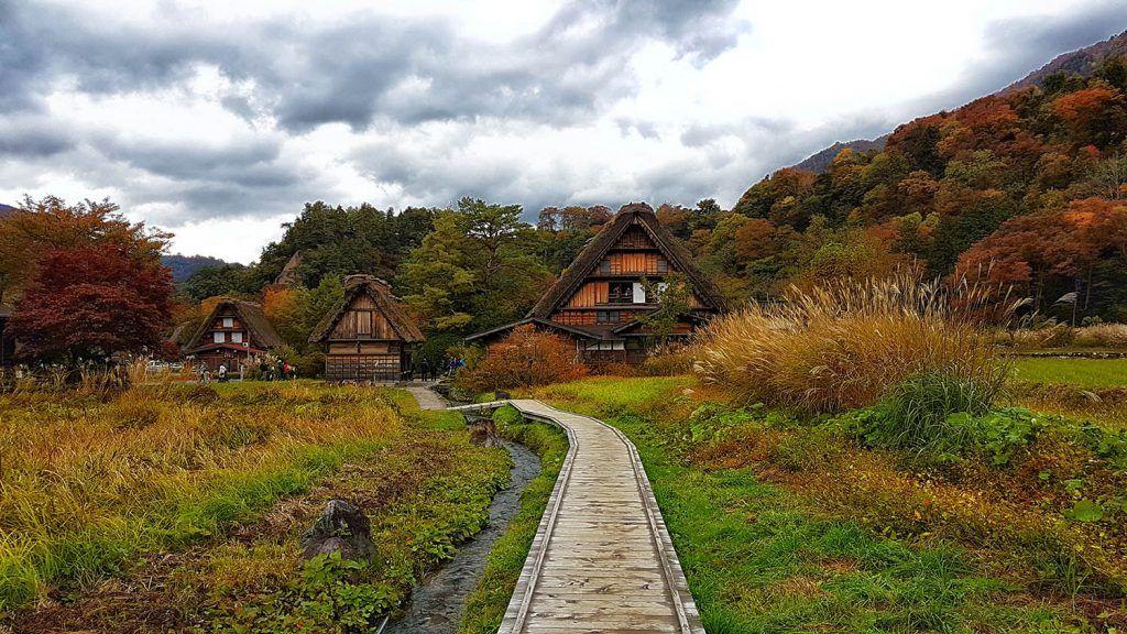 Cómo ir de Kanazawa a Shirakawago