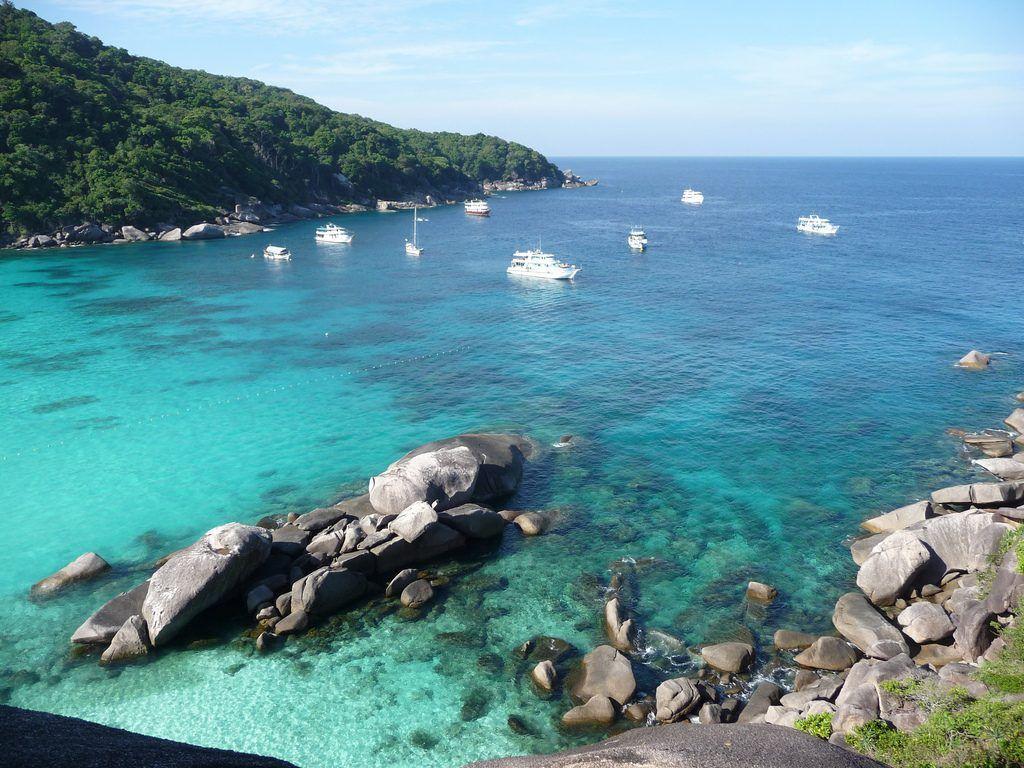 Islas de Tailandia: Islas Similan