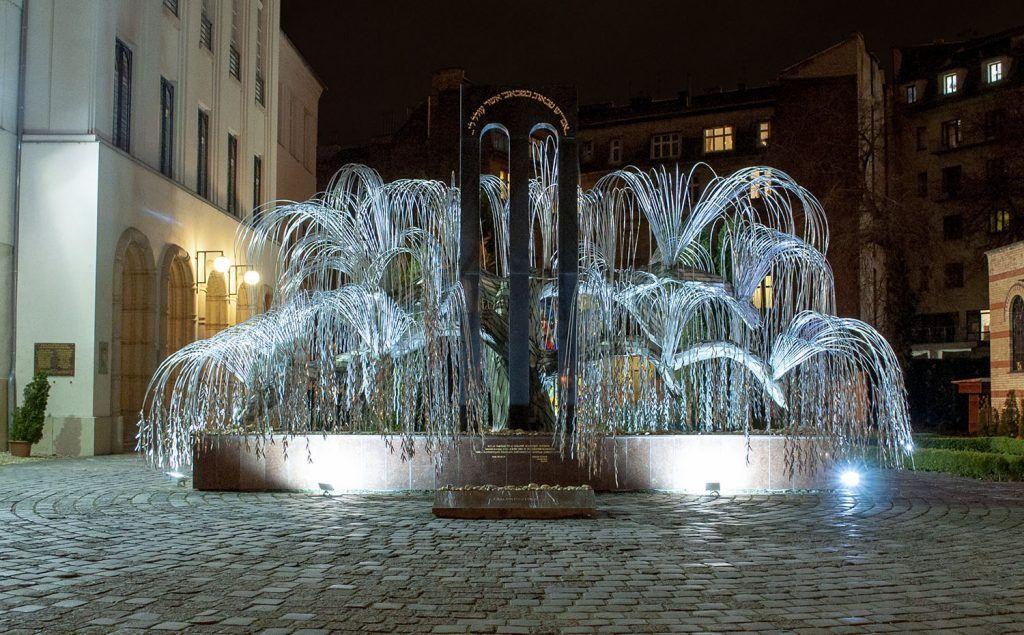 Qué ver en Budapest: Árbol de la Vida en la Gran Sinagoga