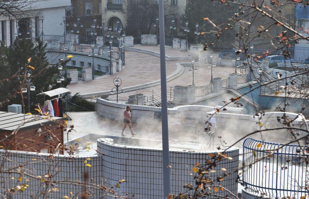 Qué ver en Budapest: Baños Gellert