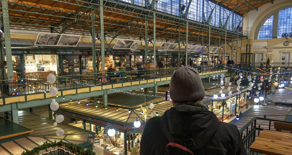 Qué ver en Budapest: Belvarosi Piac