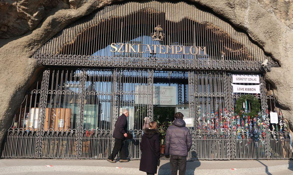 Qué ver en Budapest: Cueva Gellert