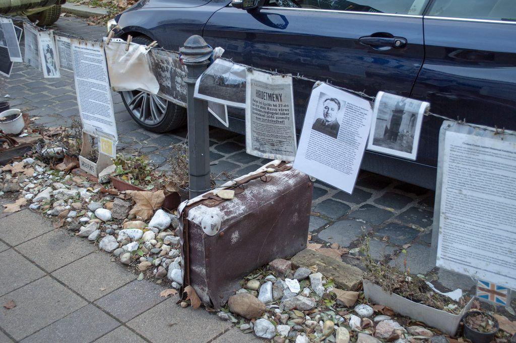 Qué ver en Budapest: Monumento a las víctimas de la Ocupación Alemana