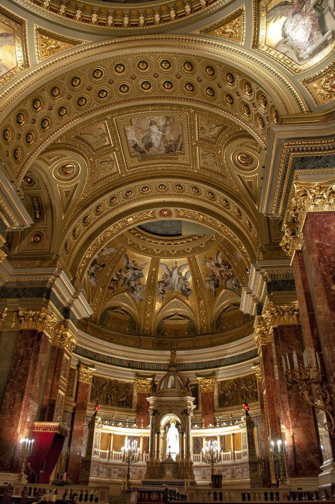 Qué ver en Budapest: Basílica de San Esteban