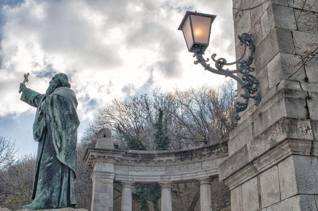 Qué ver en Budapest: Monumento a Gerard de Csanád