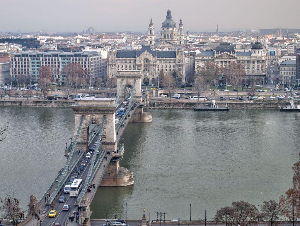 Qué ver en Budapest: Vistas desde lo alto de la Colina de Buda