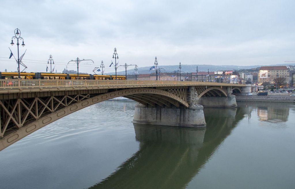 Qué ver en Budapest: Puente Margarita