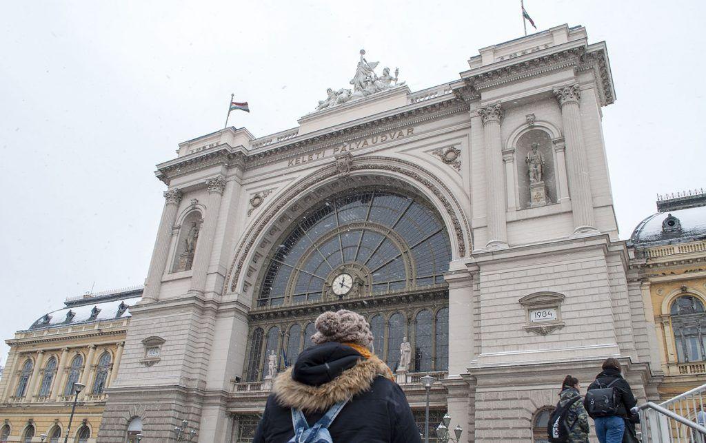 Qué ver en Budapest: Keleti