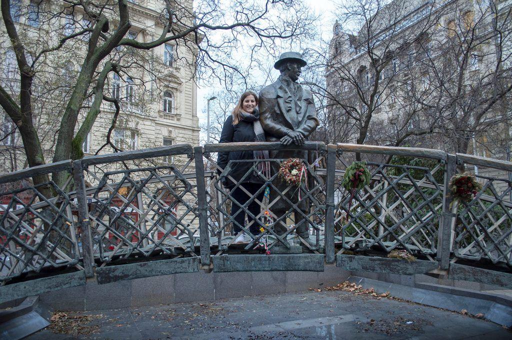 Qué ver en Budapest: Estatua Imre Nagy