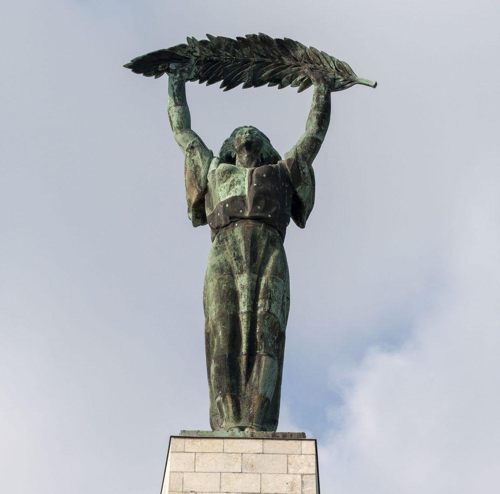 Qué ver en Budapest: Estatua de la Libertad