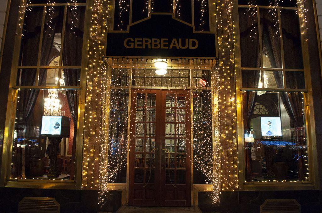Qué ver en Budapest: Gerbeaud