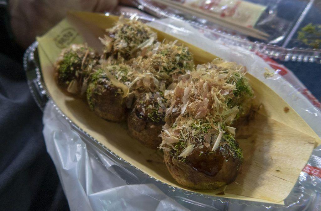 Dónde comer en Tokio: Gindaco Shinjuku