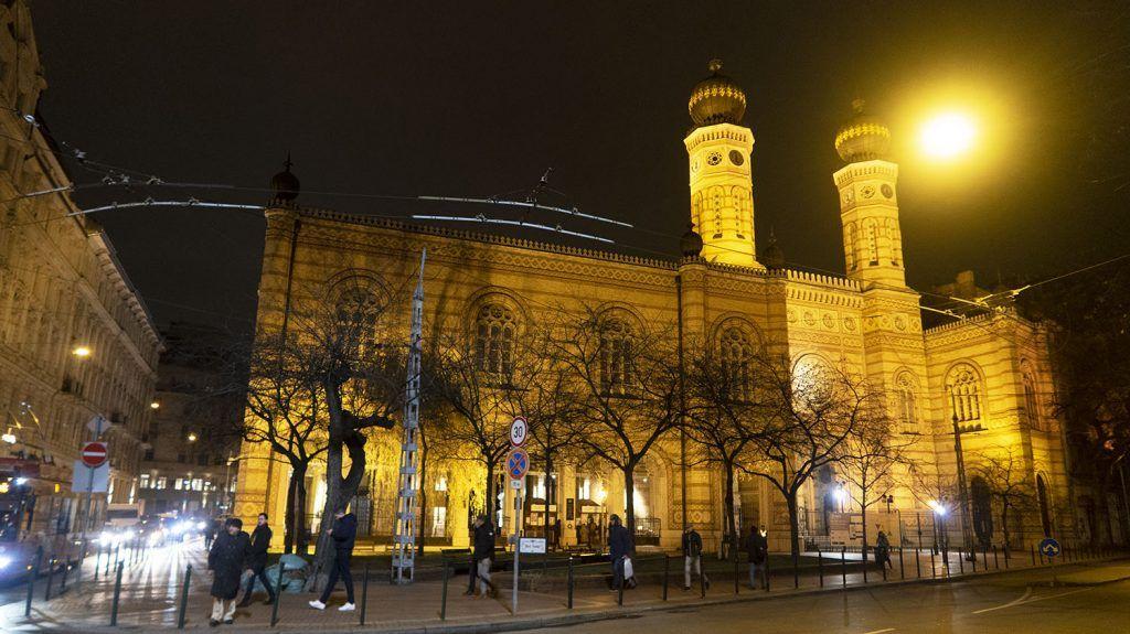 Qué ver en Budapest: Gran Sinagoga