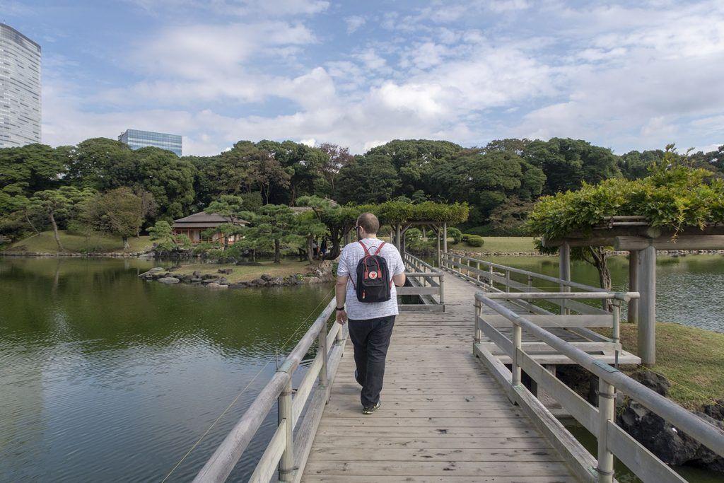 Qué ver y hacer en Chuo: Hamarikyu Gardens