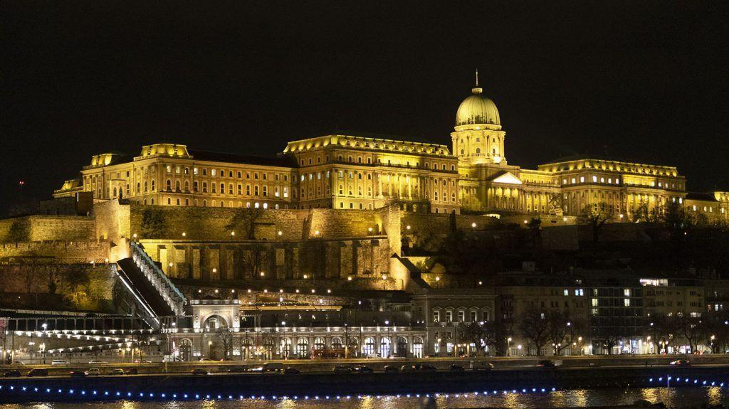 Qué ver en Budapest: Vistas de la Colina de Buda desde Pest