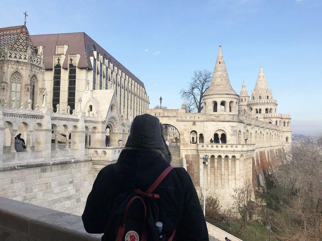 Qué ver en Budapest: Bastión de los Pescadores