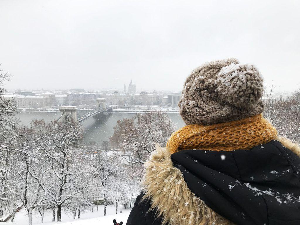 Qué ver en Budapest: Vistas desde el castillo