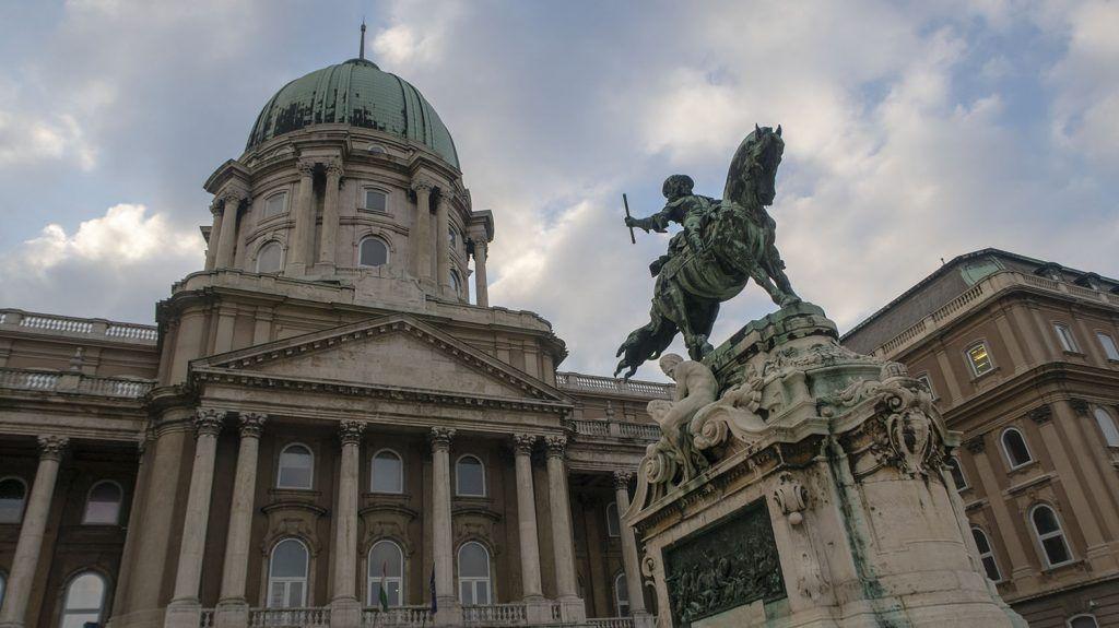 Qué ver en Budapest: Palacio Real