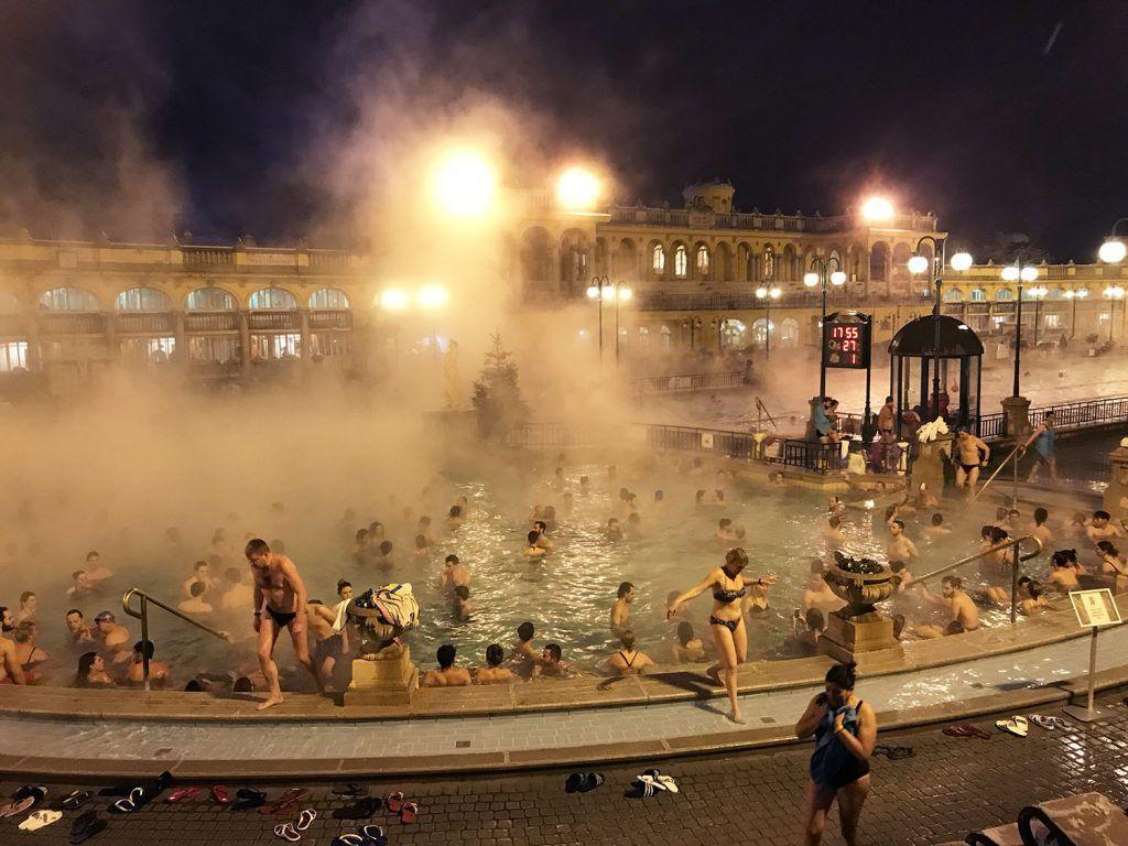 Qué ver en Budapest: Balneario Szechenyi