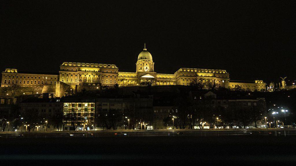 Qué ver en Budapest: Vistas desde el crucero