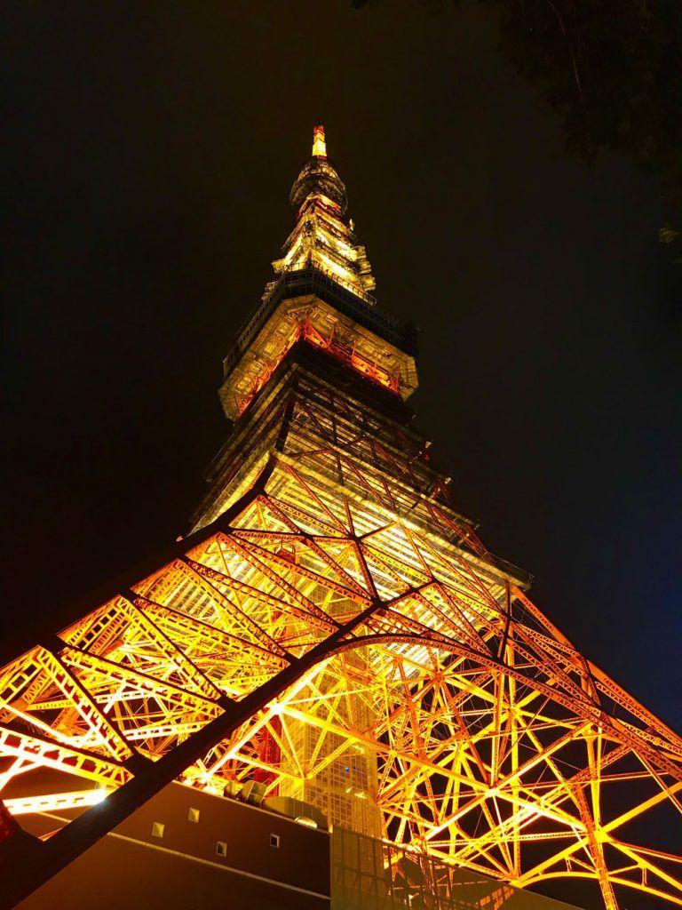 Qué ver y hacer en Roppongi: Torre de Tokio