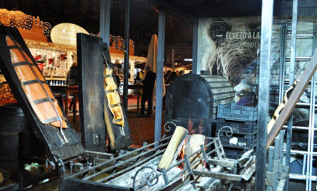 Qué ver en Budapest: Puestos de comida