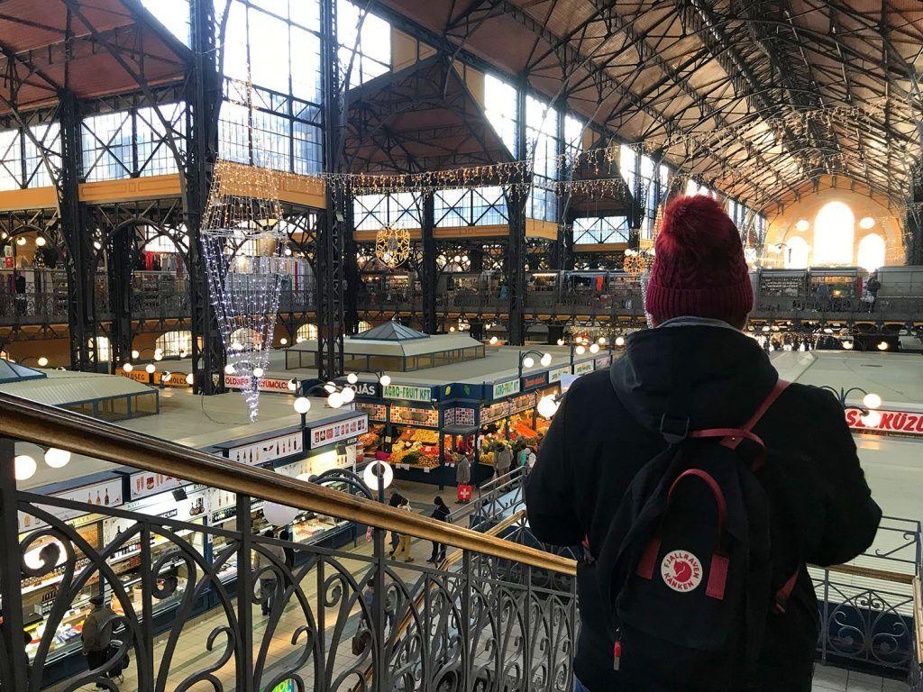 Qué ver en Budapest: Mercado Central - Imprescindibles en Budapest