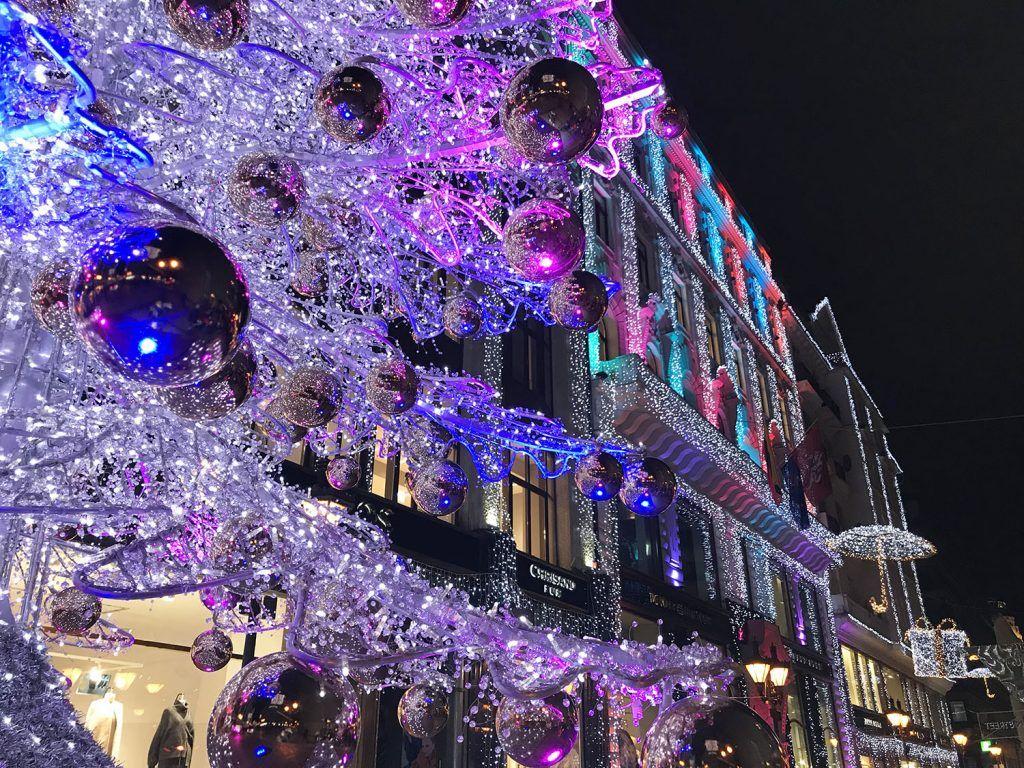 Qué ver en Budapest: Navidad en Vaci Utca