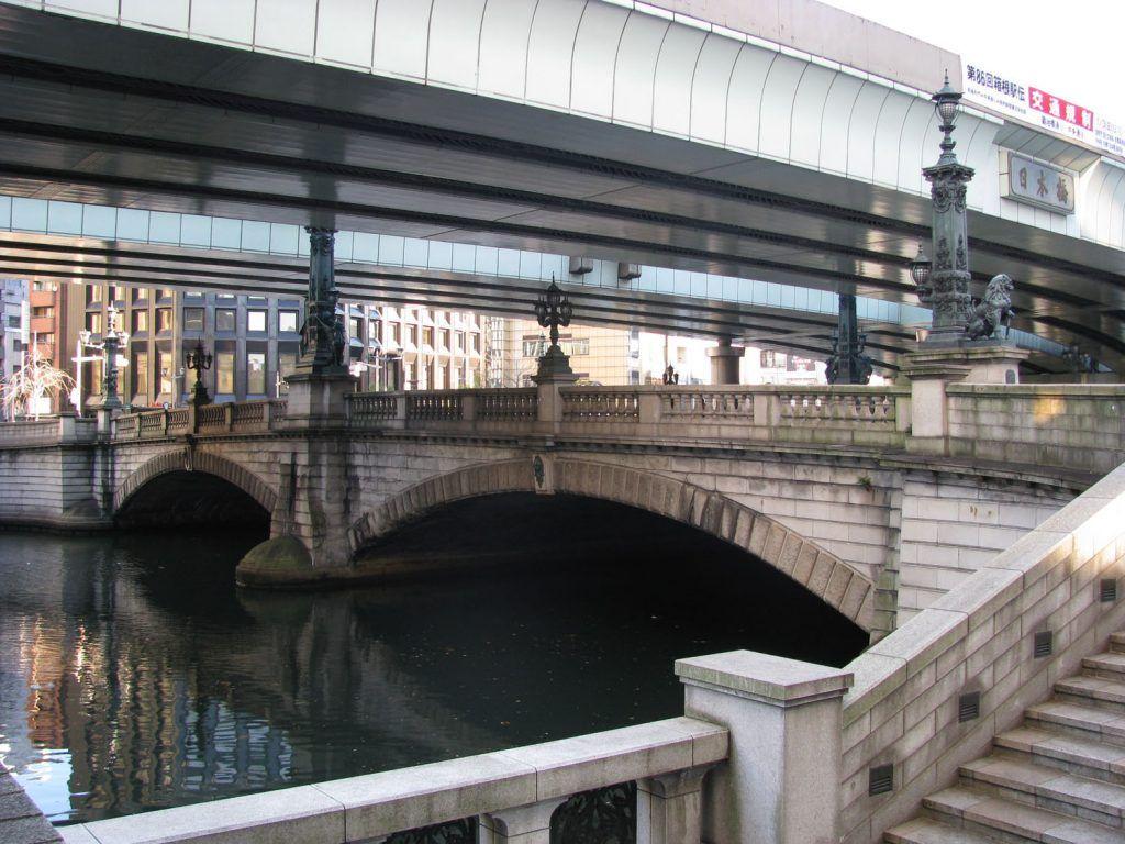Qué ver y hacer en Chiyoda: Puente Nihombashi