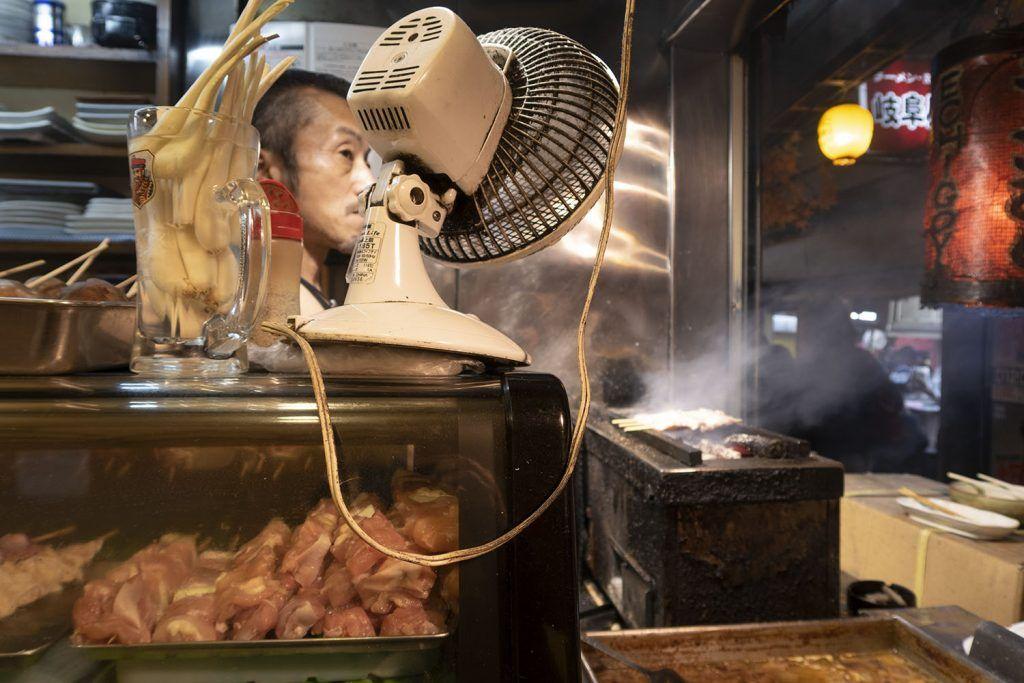 Dónde comer en Tokio: Omoide Yokochō