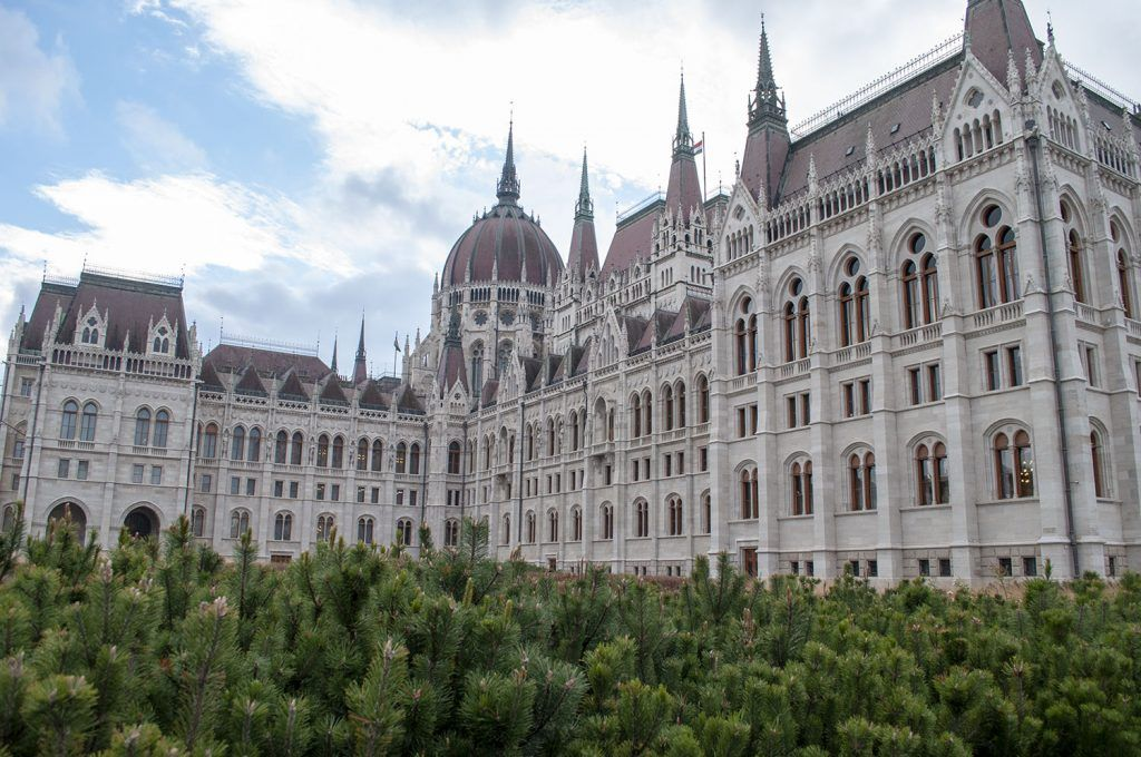 Qué ver en Budapest: Parlamento de Budapest