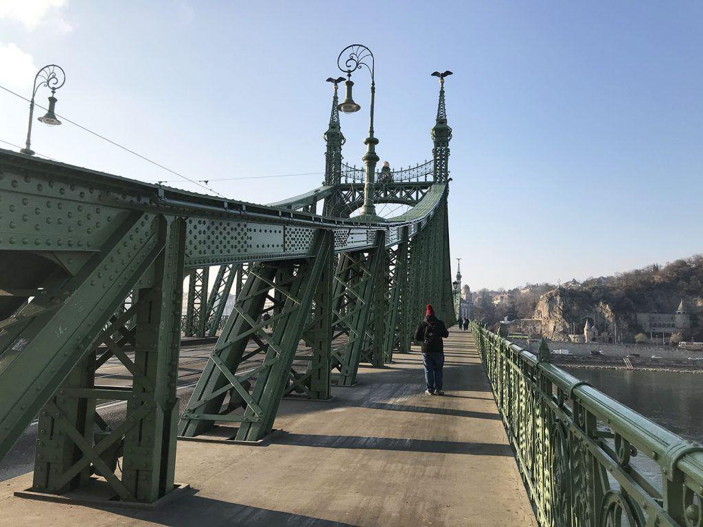 Qué ver en Budapest: Puente de la Libertad