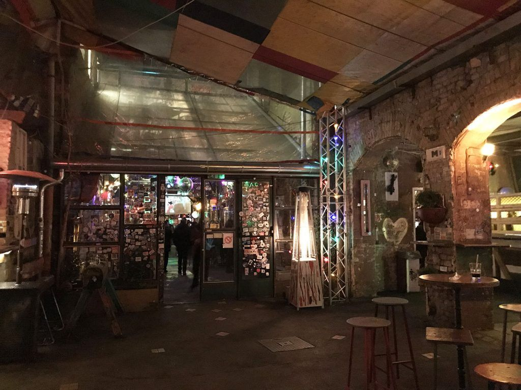 Qué ver en Budapest: Szimpla Kert
