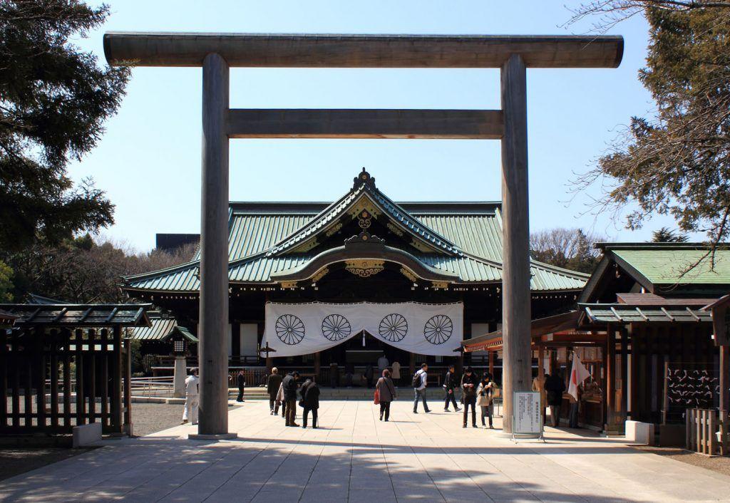 Qué ver y hacer en Chiyoda: Templo Yasukuni