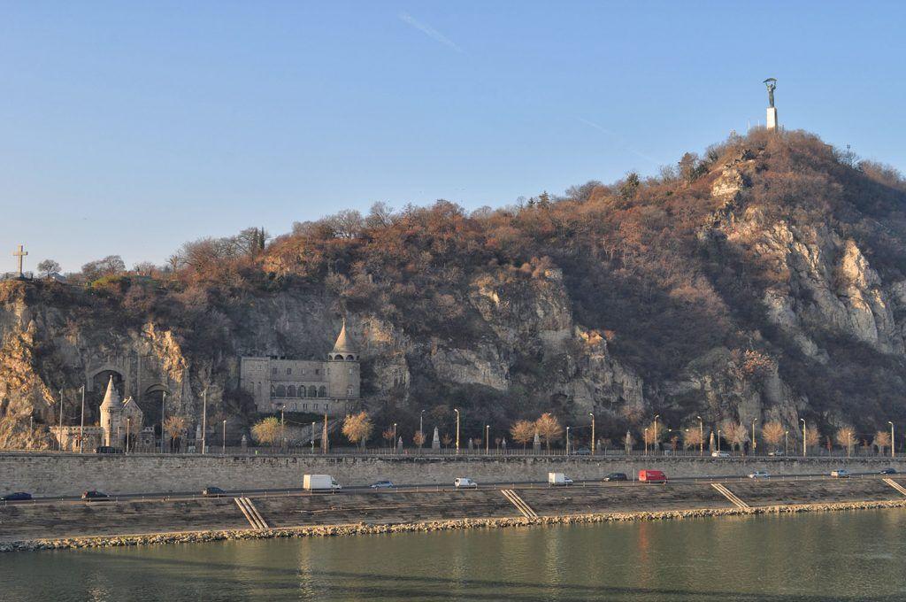 Qué ver en Budapest: Vistas de la colina de Buda