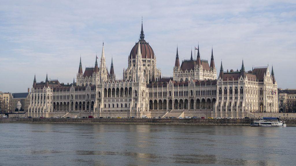 Qué ver en Budapest: Vistas desde Bathiany tér