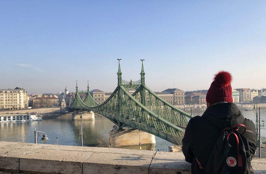 Qué ver en Budapest: Vistas desde la iglesia en la cueva