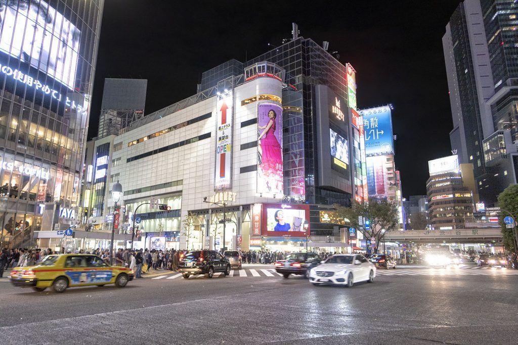 Qué ver y hacer en Shibuya: Cruce de Shibuya