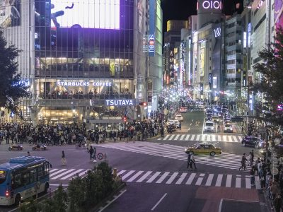 Barrios de Tokio: SHIBUYA [MAPA + QUÉ VER + VIDEO]