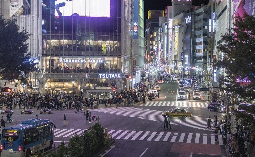 Qué ver y hacer en Shibuya: Cruce de Shibuya - Miradores de Tokio
