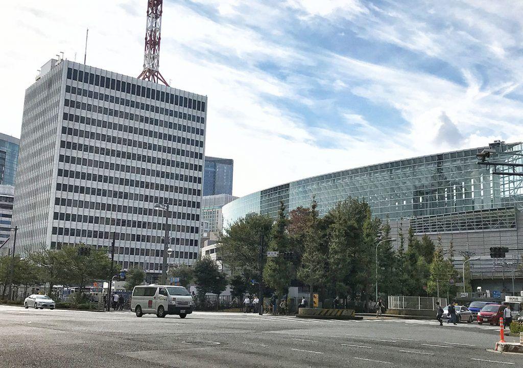 Qué ver y hacer en Ginza: Foro Internacional de Tokio