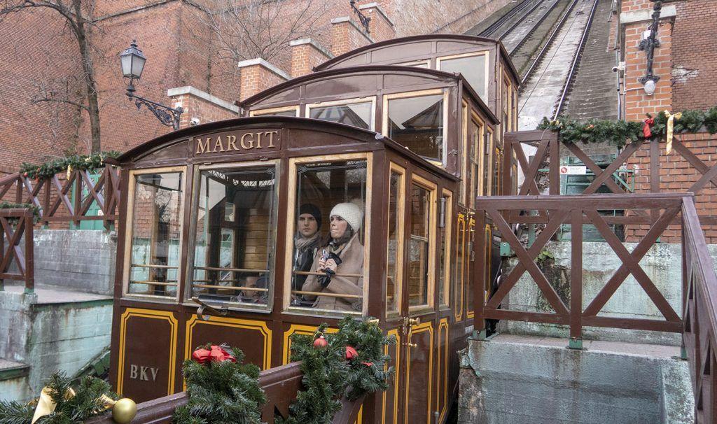 Qué ver en Budapest: Funicular de Budapest